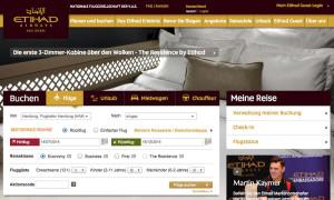 Etihad Aktionscode einlösen um einen Rabatt bei Flugtickets erhalten