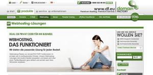 domainFactory Aktionscode einfach den Gutschein eintragen und Rabatt erhalten
